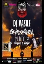 Shadowbox şi Chimie în Club Fabrica din Bucureşti