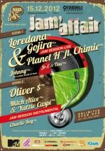 Baha Party – Jam'affair în Turbohalle din Bucureşti