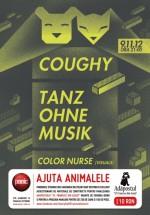 Coughy şi Tanz Ohne Musik în Panic! Club din Bucureşti