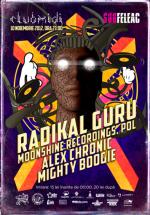 Radikal Gur în Club Midi din Cluj-Napoca