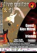 Live Guitar în Club Red Island din Bucureşti