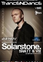 Solarstone, Snatt & Vix în Studio Martin din Bucureşti