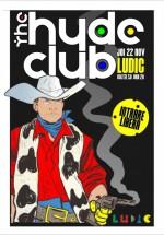 Concert The Hyde Club în Ludic Pub din Bucureşti
