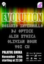 Evolution Party la Palatul Ghika din Bucureşti