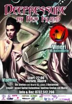 Deepressure Party în Club Red Island din Bucureşti