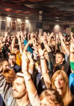 POZE: Zonga Urban Fusion Party în Turbohalle din Bucureşti