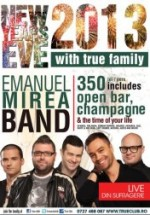 True Year's Eve 2013 în True Club din Bucureşti