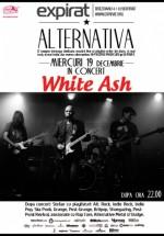 Concert White Ash în Club Expirat din Bucureşti