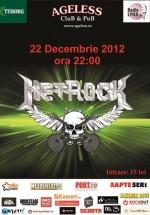 Concert Metrock în Ageless Club din Bucureşti