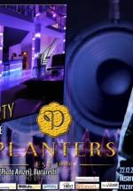 Tequila Party în Club Planters din Bucureşti
