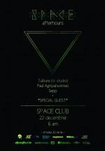 Tulbure, Paul Agripa şi Sepp în Space Club din Bucureşti