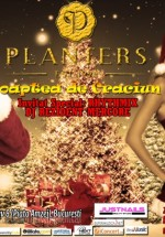 Noaptea de Crăciun în Club Planters din Bucureşti