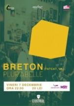 Concert Breton în Control Club din Bucureşti