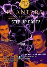 Step Up Party în Club Planters din Bucureşti