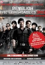 Revelion 2013 – The Expedables în Club Expirat din Bucureşti