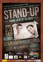 Stand-Up Comedy în Club Guantanamo din Bucureşti