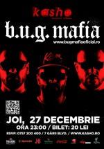 Concert LIVE B.U.G. Mafia în Kasho Club din Braşov – ANULAT