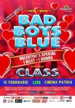 Concert Bad Boys Blue la Cinema Patria din Bucureşti