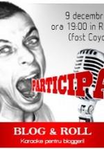 Blog'n'Roll 2012 în Route 66 Club din Bucureşti
