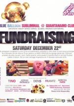 Fundraising Party în Club Guantanamo din Bucureşti