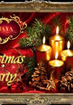 Christmas Party în Club Maya din Bucureşti