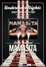 Concert Mamasita în Log Out Cafe din Bucureşti