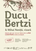 Concert Ducu Bertzi în Zorki Off The Record din Cluj-Napoca