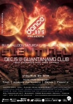 Subliminal Party în Club Guantanamo din Bucureşti