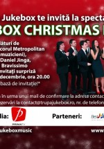 Jukebox Christmas Night la Sala Radio din Bucureşti