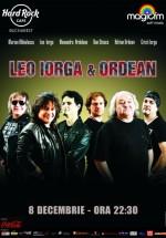 Concert Leo Iorga & Ordean în Hard Rock Cafe din Bucureşti