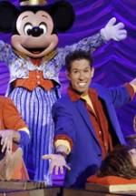 Momente spectaculoase de magie în Mickey's Magic Show la Bucureşti