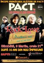 Concert Leo Iorga & Ordean (PACT) în Club Prietenii Mei din Bucureşti