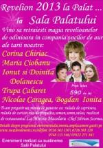 Revelion 2013 la Sala Palatului din Bucureşti