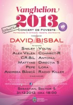 Revelion 2013 în Parcul Sebastian din Bucureşti