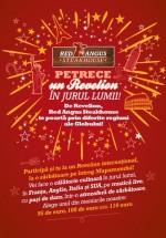 Revelion 2013 la Restaurantul Red Angus Steakhouse din Bucureşti
