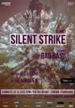 Concert Silent Strike în Cinema Panoramic din Piatra Neamţ