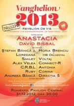 Vanghelion 2013 la Romexpo din Bucureşti