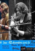 Concert Fox Studis în Aida Cafe din Bucureşti