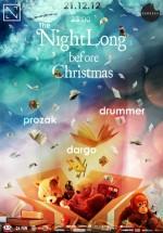 nightLong before Christmas în Club Zambara din Timişoara