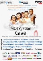 Motyvation to Give în AFI Palace Cotroceni din Bucureşti
