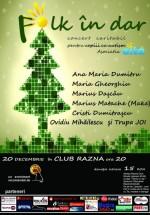 Folk în Dar în Club Razna din Bucureşti