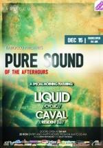 Liquid şi Caval în Barocco Bar din Bucureşti