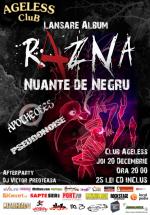 Lansare album Razna în Ageless Club din Bucureşti