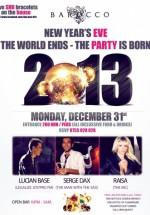 New Year's Eve în Barocco Bar din Bucureşti