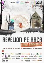 Revelion 2013 la The Ark din Bucureşti