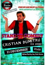 Stand-up Comedy în Bunker Club din Timişoara