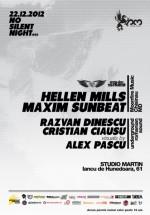 Hellen Mills şi Maxim Sunbeat în Studio Martin din Bucureşti