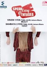 Bully şi Tzuc în Energiea din Bucureşti