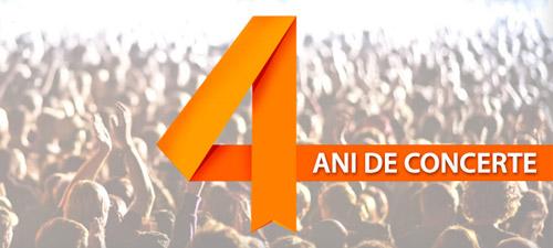 BLOG: 4 ani de iConcert.ro, povestea ultimilor 4 ani de concerte în România