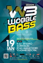 Wobble Bass în Pantheon Club din Timişoara